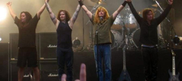 MEGADETH greatest hits - best of all time