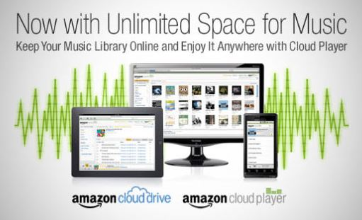 Cloud Music Storage Amazon Music